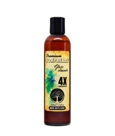 All Natural Soapberry Glass Cleaner