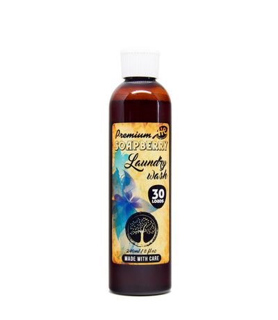 All Natural Soapberry Laundry Wash