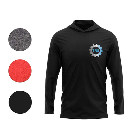 The Research Station Hooded T-Shirt