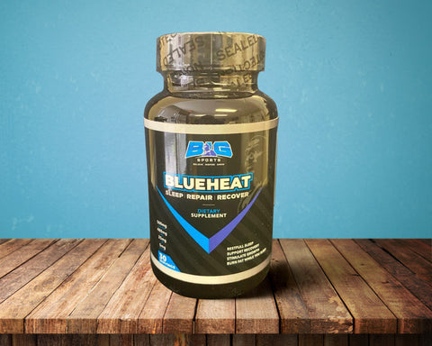 Blue Heat - Fat Burner & Sleep Aid