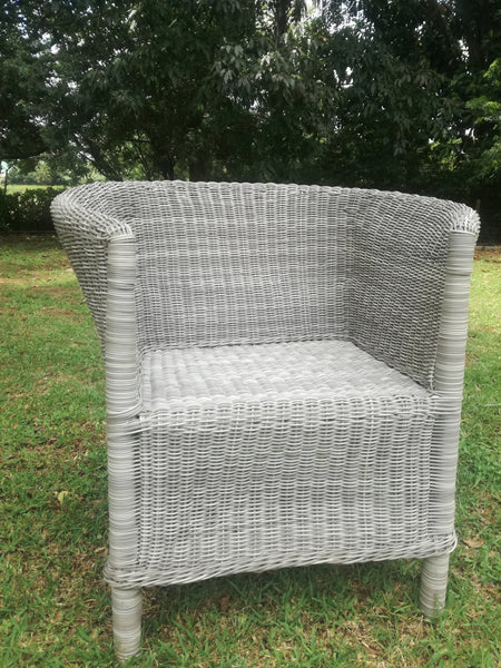 Rattan wicker outdoor Original Fully weaved Malawi Chair - ALLHANDDONEDESIGNS- Home & Garden Furniture