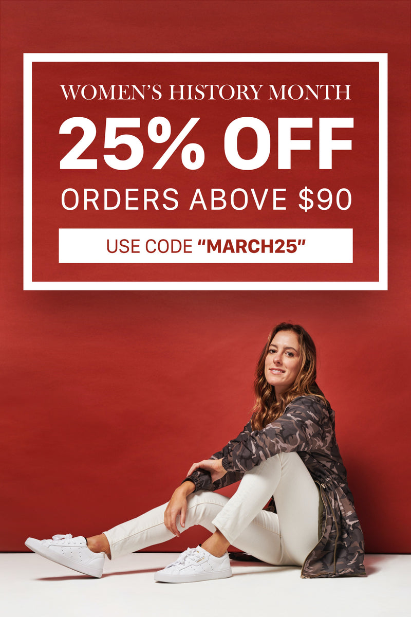 25% Off Orders Above $90