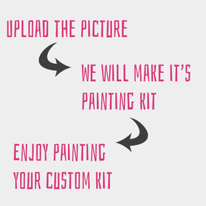 Custom Painting Kit