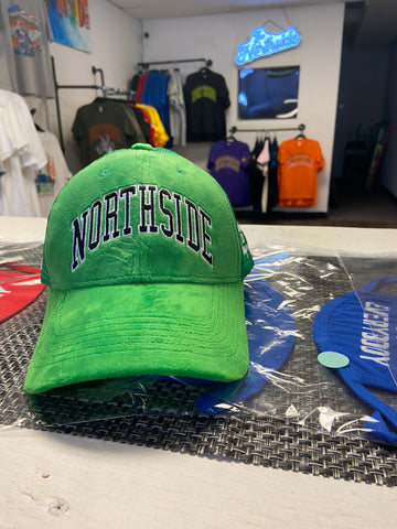 "NORTHSIDE ""EVERYDAY HAT"" - EAGLE GREEN"