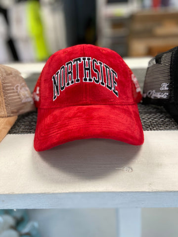 "NORTHSIDE ""EVERYDAY HAT"" - RED"