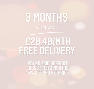 3 Months Subscription Box (FREE DELIVERY + 15% OFF) - Mee Cha Online
