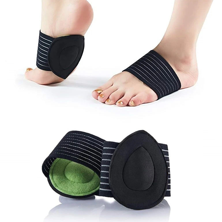 Arch Support Inserts for Flat Foot Plantar Fasciitis