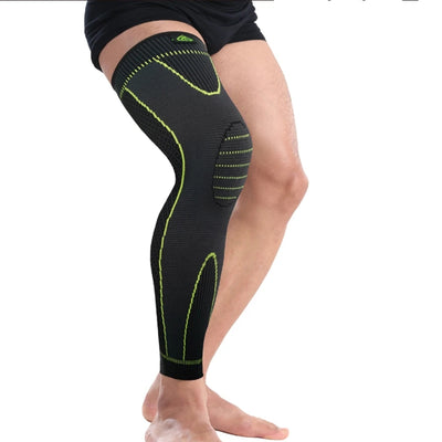 Compression Leg Sleeve Knee Brace Support