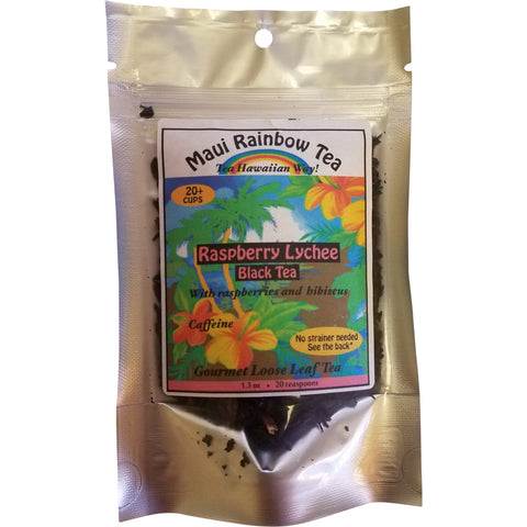 Maui Rainbow Tea - Raspberry Lychee - Mr. Pineapple