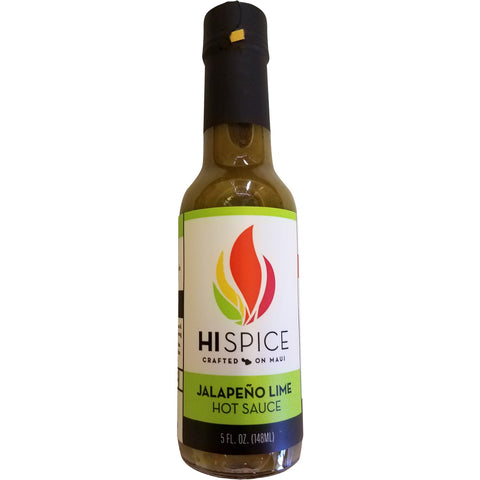 Hawaiian Hot Sauce - Jalapeno Lime - Mr. Pineapple