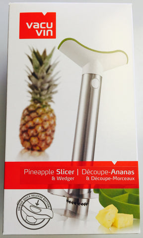 Pineapple Slicer - Stainless Steel - Mr. Pineapple