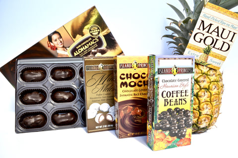 Chocolate Lovers Package - Mr. Pineapple