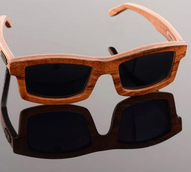 Maui Woody's Sunglasses - Olowalu in Koa Wood