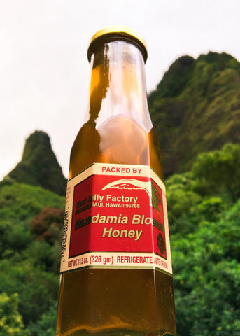 Macadamia Nut Blossom Honey - Mr. Pineapple