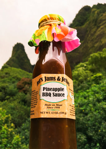 Hawaiian BBQ Sauce at Iao Valley