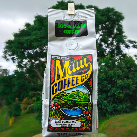 Coffee - Maui 100% (Wholebean) - Mr. Pineapple