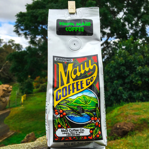 Coffee - Maui 100% (Ground) - Mr. Pineapple