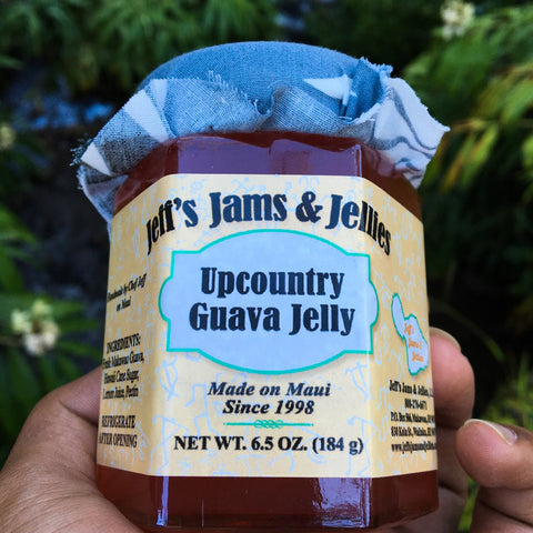 Jelly - Upcountry Guava - Mr. Pineapple