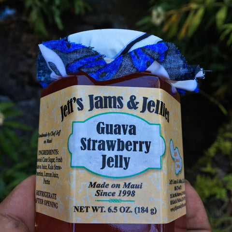Jelly - Guava Strawberry - Mr. Pineapple