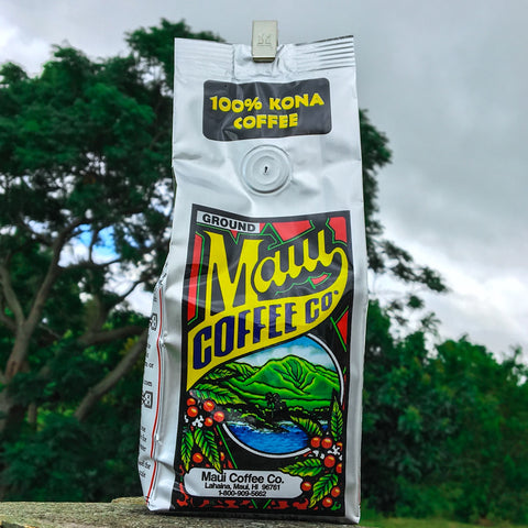 Coffee - Kona 100% (Ground) - Mr. Pineapple