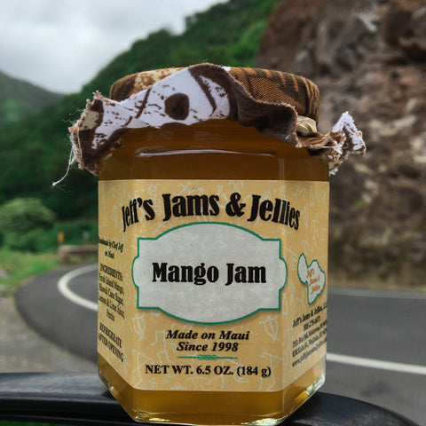 Jam - Mango - Mr. Pineapple