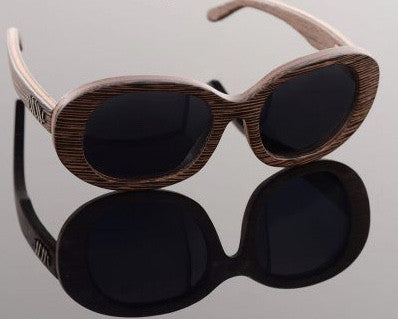 Maui Woody's Sunglasses - Maalaea in Wenge Wood