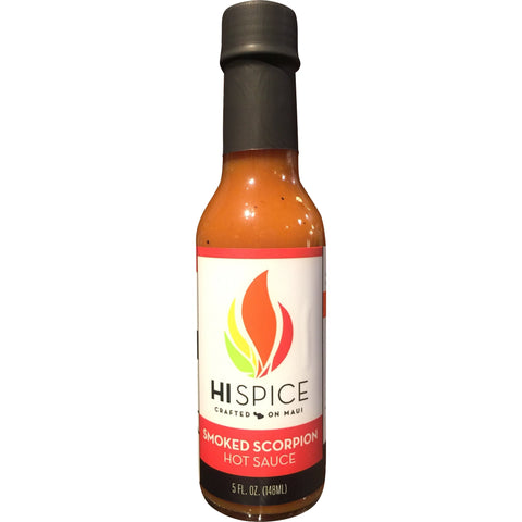 Hawaiian Hot Sauce - Smoked Scorpion - Mr. Pineapple