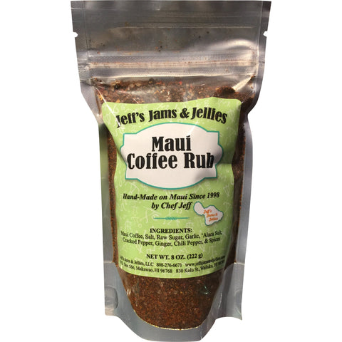 Seasoning - Maui Coffee Rub - Mr. Pineapple