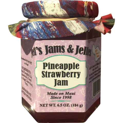 Jam - Pineapple Strawberry