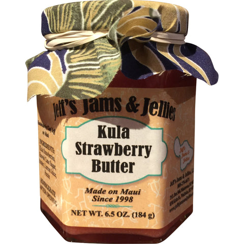 Butter - Kula Strawberry