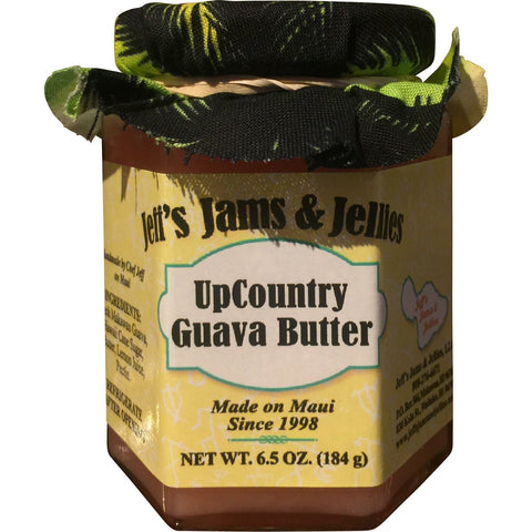 Butter - Upcountry Guava