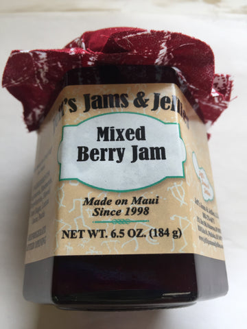 Jam - Mixed Berry - Mr. Pineapple