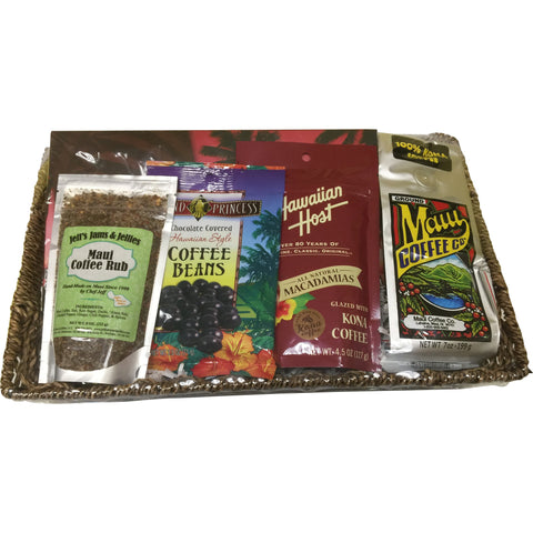 Gift Basket - Coffee Lovers - Mr. Pineapple