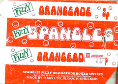 Spangles sweets wrapped