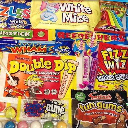 Wholesale Retro Sweets
