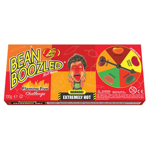 Bean Boozled Flaming Five Spinner Gift Box - 100g