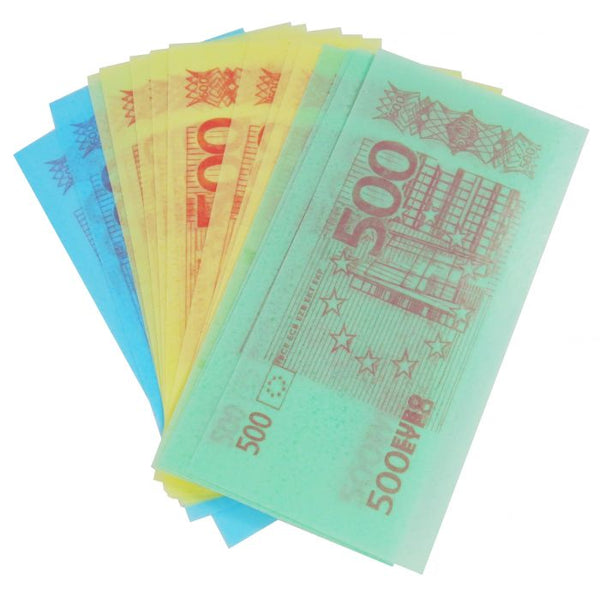 Funny Money Edible Bank Paper