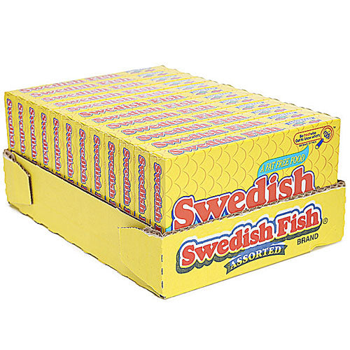 Swedish Fish - 12 Count