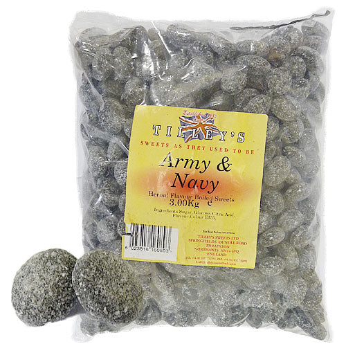 army navy boiled sweets