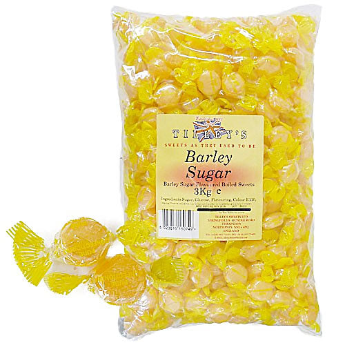 barley sugar boiled sweets