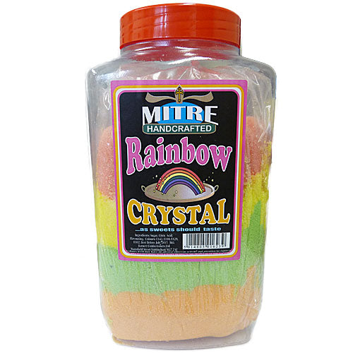 Barnetts Rainbow Crystals - 3kg Jar
