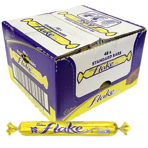 Cadbury Flake - 48 Count