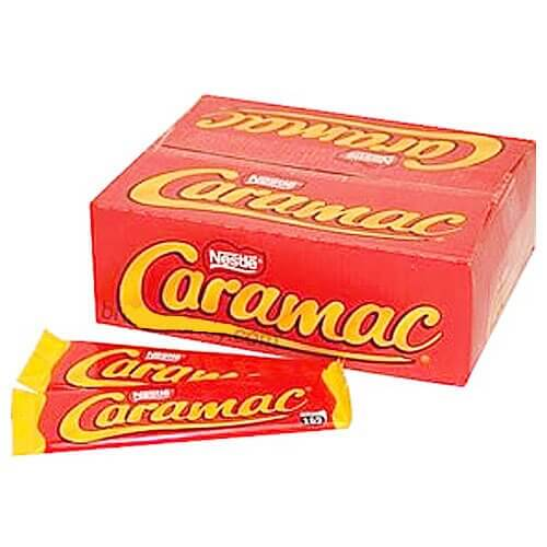 Nestle Caramac - 48 Count
