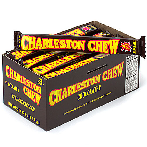 Charleston Chew Chocolate - 24 Count