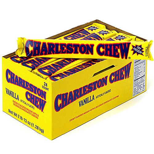 Charleston Chew Vanilla - 24 Count