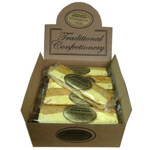 Stanton Traditional Choc & Banana Nougat Bars - 16 Count