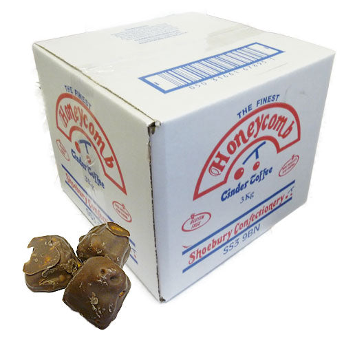 Chocolate Honeycomb - 3kg Bulk Box