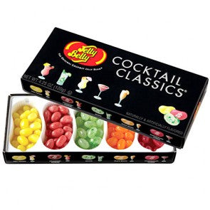 Cocktail Classics Jelly Belly Beans - 125g Gift Box