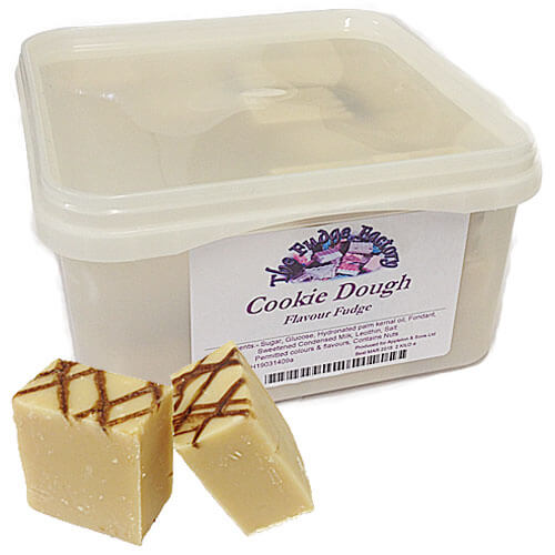 Cookie Dough Fudge - 2kg