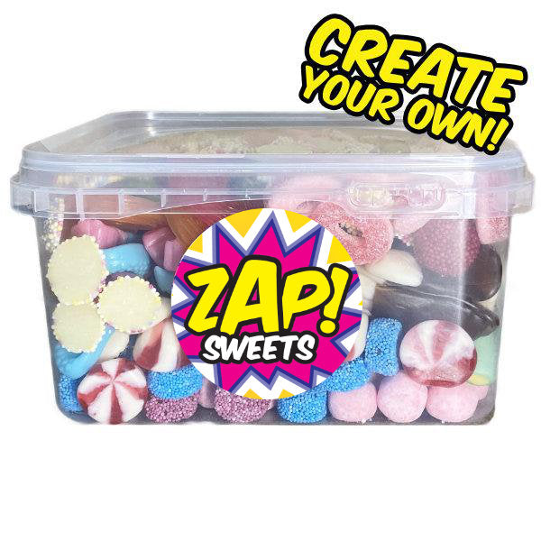 Create Your Own Sweets Tub
